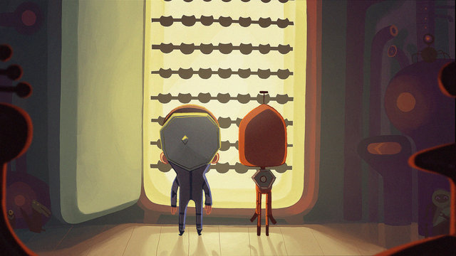 2d animation short film