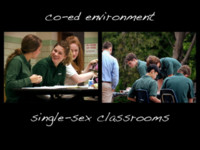 Single-Sex Classes