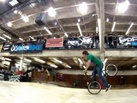 GoPro HD HERO Camera: BMX Competition in Game of Bike