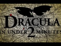 Dracula in Under 2 Minutes