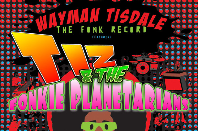 THE FONK RECORD featuring Tiz &amp; the Fonkie Planetarians - EPK