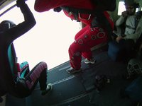 Sitflying with Carrie and Monteo, Jump 160