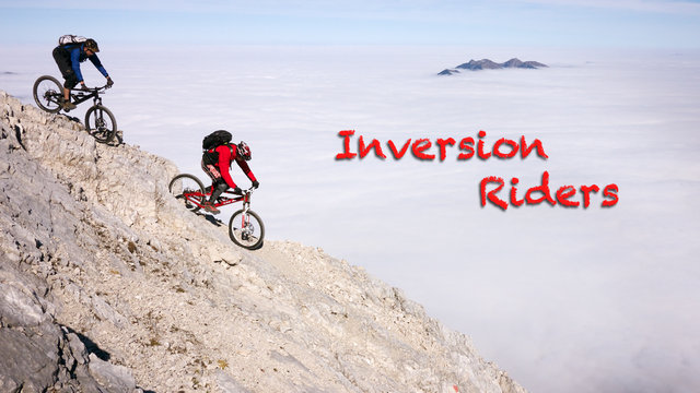 Inversion Riders on Vimeo - This is