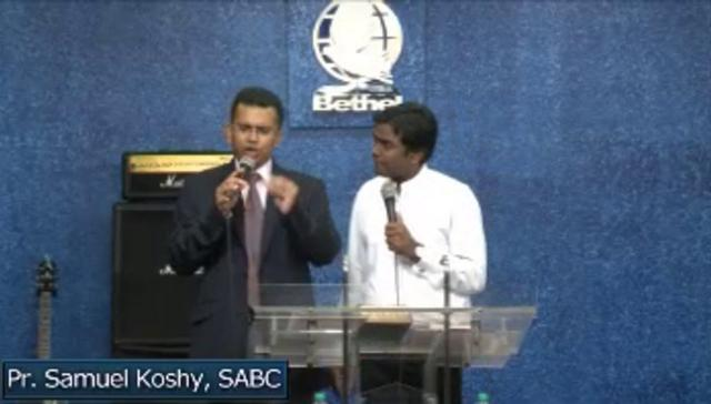 Message on 'Heb 6:11' by Pr. Samuel Koshy