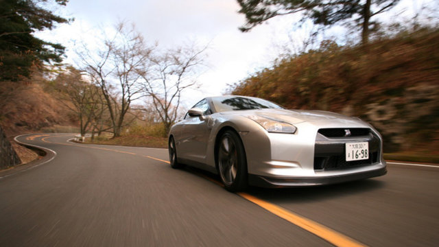 Nissan GT-R 2008 Test Drive: Godzilla Has Returned!