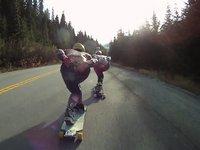 Duffy Lake Rd. Speed Runs