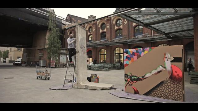 Highsnobiety TV: Stroke Urban Art Fair Berlin 2010