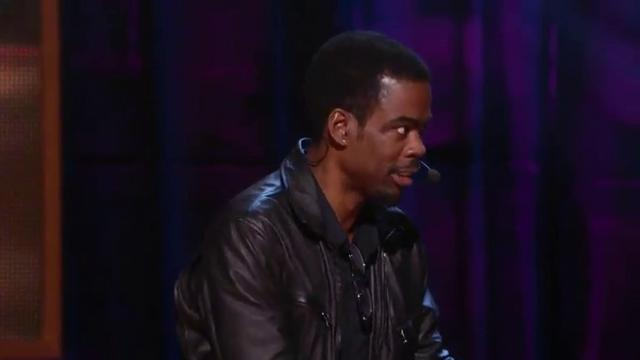 Night of Too Many Stars: Chris Rock Curses Out Your Ex Play