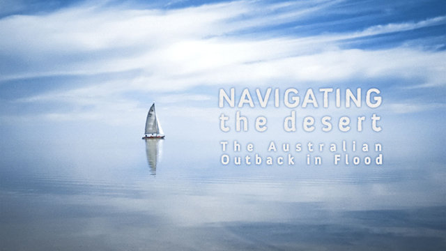 'Navigating the Desert' - Teaser trailer