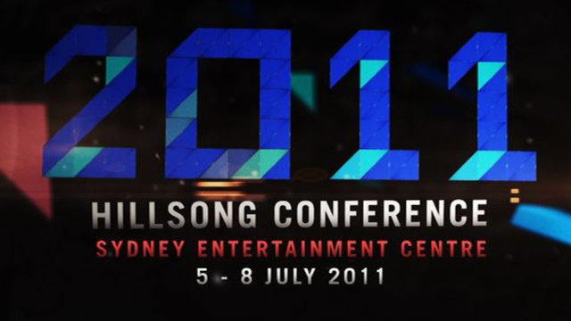 Hillsong conference 2011 - celebrating 25 years
