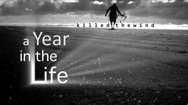 A Year In The Life Of A KiteBoarder