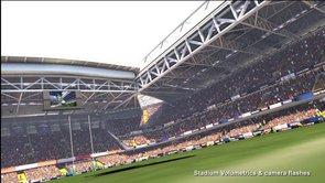 Rugby Stadium Shot Breakdown