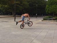 Practice in Tokyo