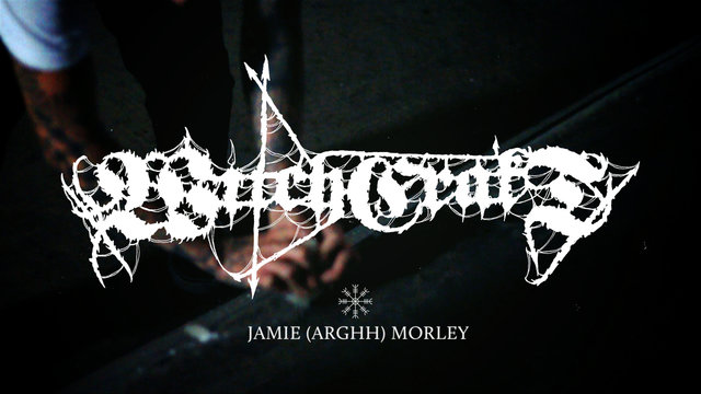 Witchcraft Skateboards - Second Coming - Jamie 'Arghh' Morley