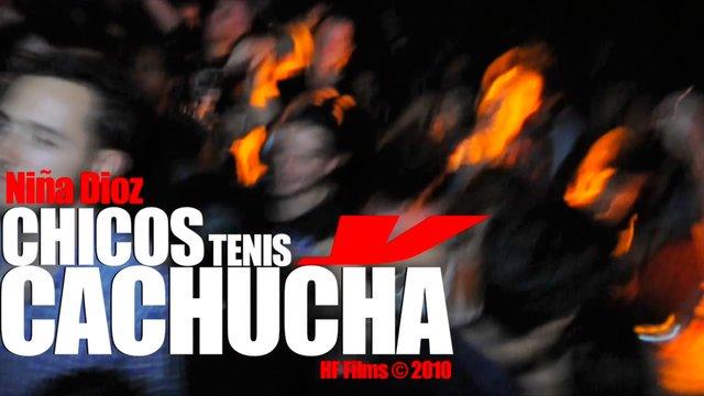 """""""Chicos, Tenis y Cachucha"""""""