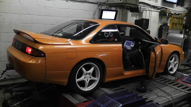 tuning the nissan 200sx s14 on vimeo. Black Bedroom Furniture Sets. Home Design Ideas
