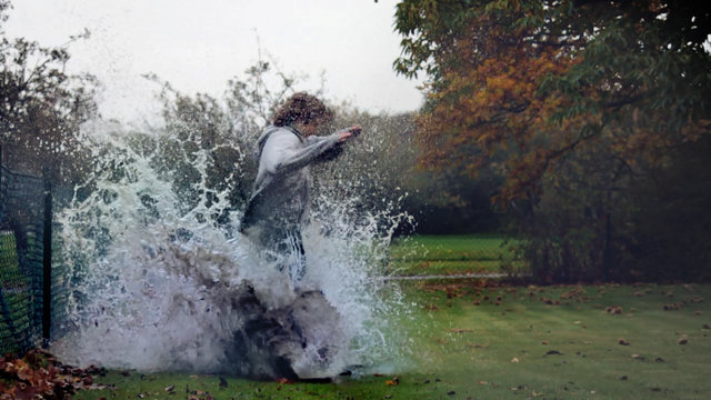 Thumbnail of video More Super Slow Motion [Water] - 550D